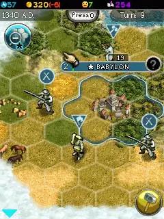 Sid Meier's Civilization V: The Mobile Game Java Game Image 2