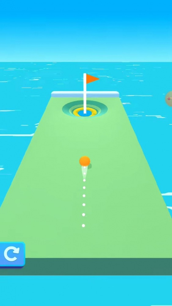 Perfect Golf - Satisfying Game Android Game Image 1