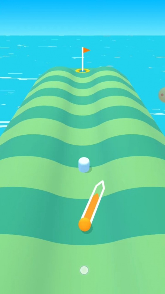 Perfect Golf - Satisfying Game Android Game Image 2