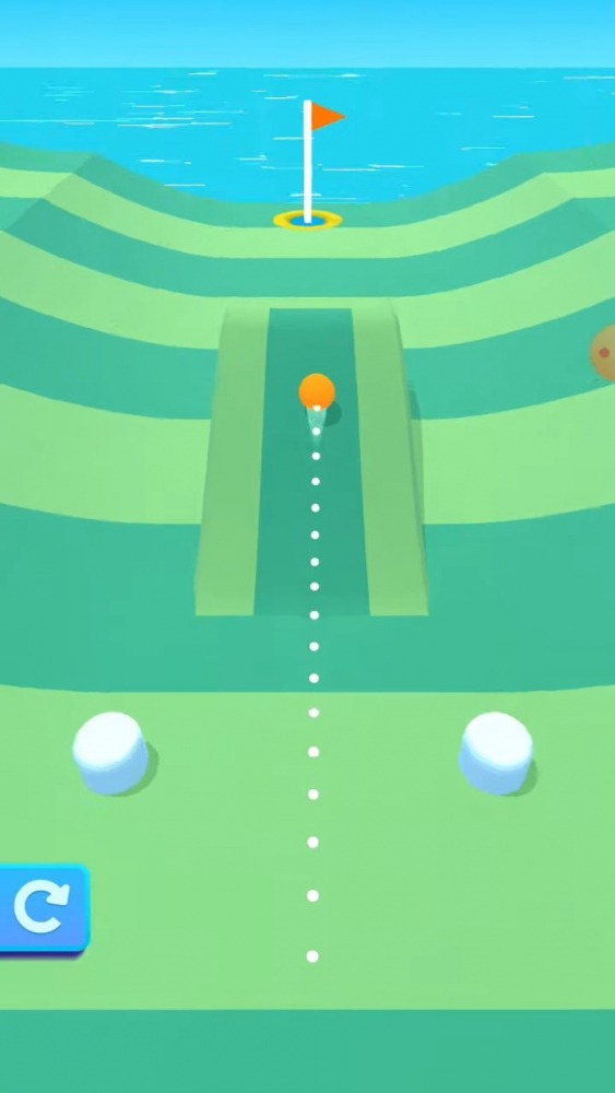 Perfect Golf - Satisfying Game Android Game Image 3