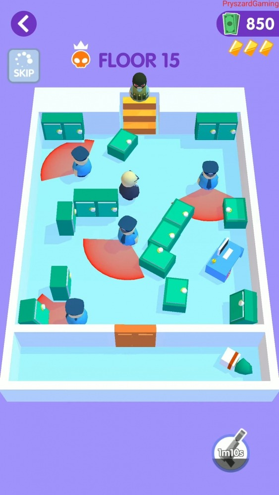 Wobble Man Android Game Image 2
