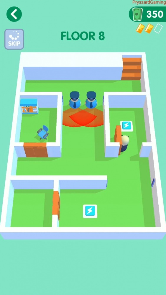 Wobble Man Android Game Image 3