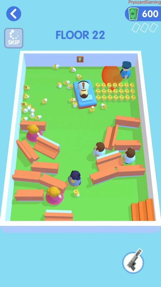 Wobble Man Android Game Image 4