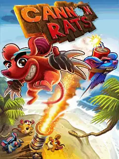 Cannon Rats Java Game Image 1