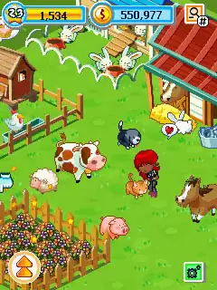 Green Farm Java Game Image 2