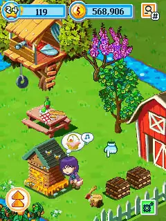 Green Farm Java Game Image 4