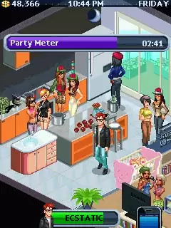 My Life In New York Java Game Image 3