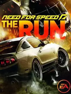 Need For Speed: The Run Java Game Image 1