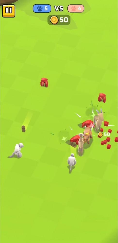 Animal Warfare Android Game Image 2