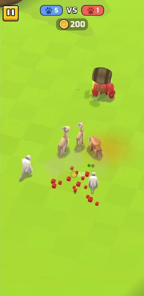 Animal Warfare Android Game Image 3