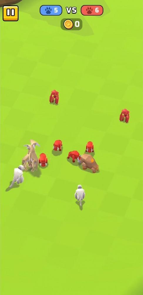 Animal Warfare Android Game Image 4