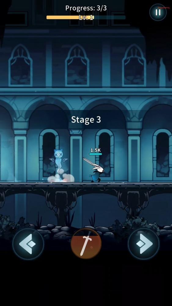 Bangbang Rabbit! Android Game Image 1