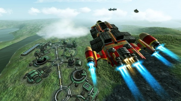 Space Commander: War And Trade Android Game Image 1