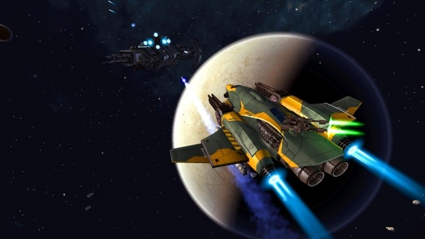 Space Commander: War And Trade Android Game Image 2