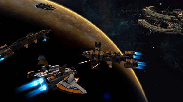 Space Commander: War And Trade Android Game Image 3