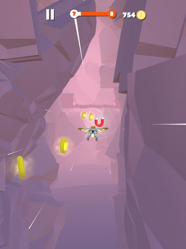 Space Surfers Android Game Image 3