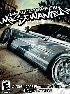 Need For Speed Most Wanted Java Game Image 1