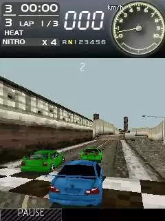 Need For Speed Most Wanted Java Game Image 3