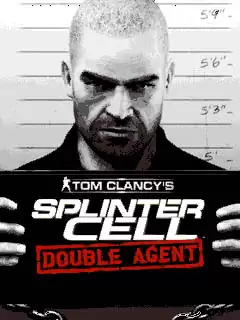 Tom Clancy's Splinter Cell: Double Agent Java Game Image 1