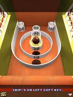 Skee-Ball Java Game Image 2