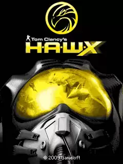 Tom Clancy's H.A.W.X Java Game Image 1
