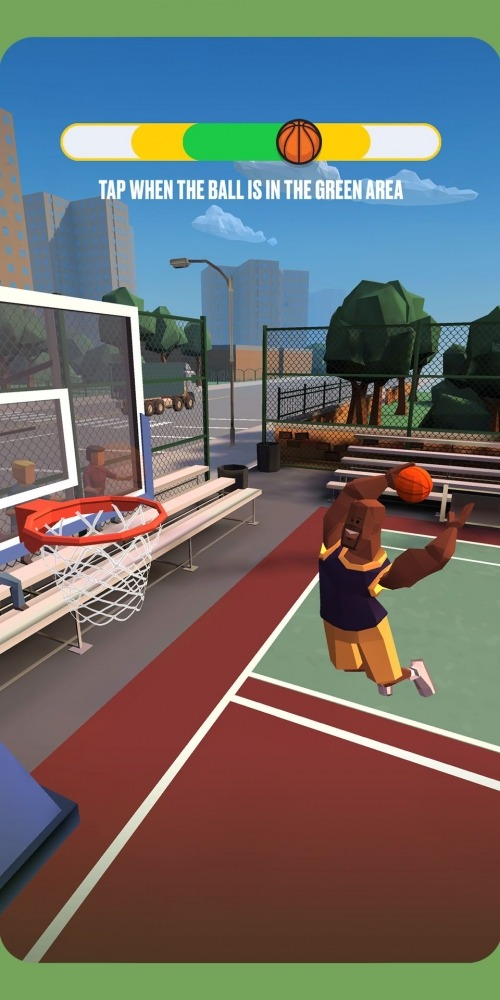 Basketball Idle Android Game Image 3