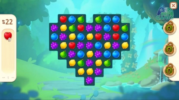 Merge Gardens Android Game Image 1