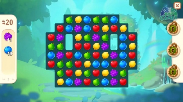 Merge Gardens Android Game Image 3