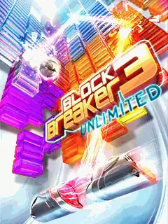 Block Breaker 3: Unlimited Java Game Image 1