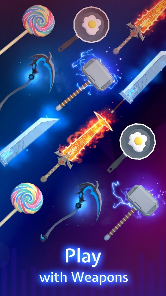 Beat Blade: Dash Dance Android Game Image 1