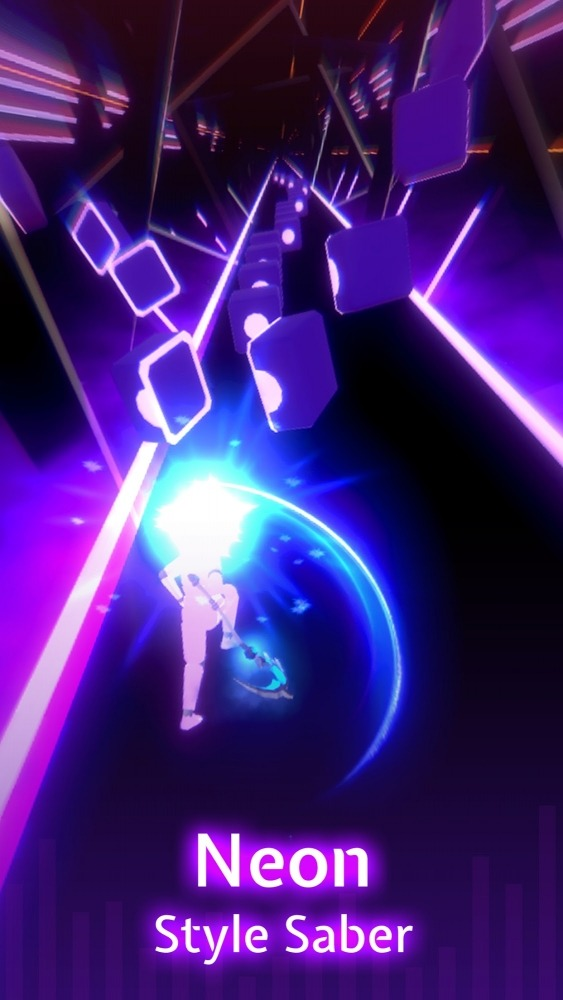 Beat Blade: Dash Dance Android Game Image 4