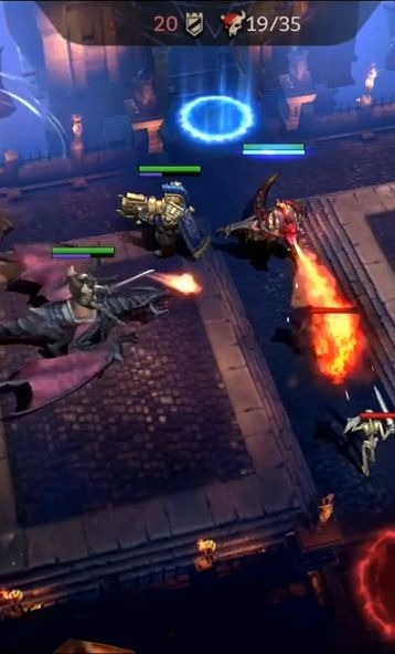 Chaos Warfare Android Game Image 3