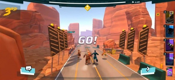 Rogue Racers Android Game Image 2