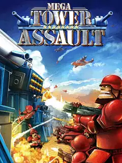 Mega Tower Assault Java Game Image 1
