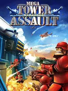 Mega Tower Assault Java Game Image 1