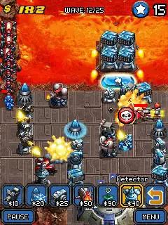 Mega Tower Assault Java Game Image 3