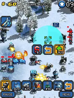 Mega Tower Assault Java Game Image 4