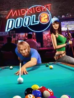 Midnight Pool 2 Java Game Image 1