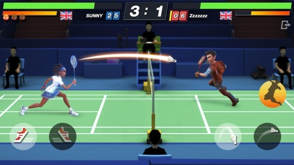 Badminton Blitz - Free PVP Online Sports Game Android Game Image 4
