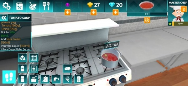 Cooking Simulator Mobile: Kitchen & Cooking Game Android Game Image 2