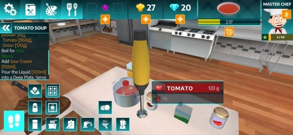 Cooking Simulator Mobile: Kitchen & Cooking Game Android Game Image 4