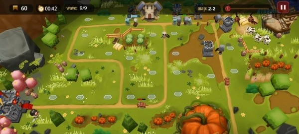 Demonrift TD - Tower Defense Game + RPG Android Game Image 4