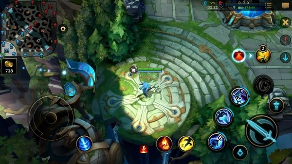 League Of Legends: Wild Rift Android Game Image 3