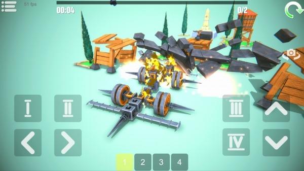 Destruction Of World : Physical Sandbox Android Game Image 1