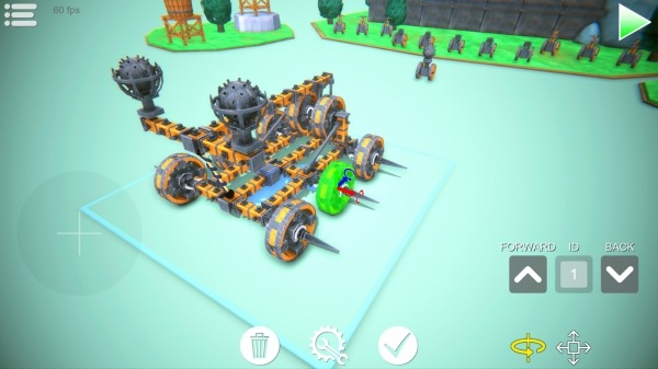 Destruction Of World : Physical Sandbox Android Game Image 4