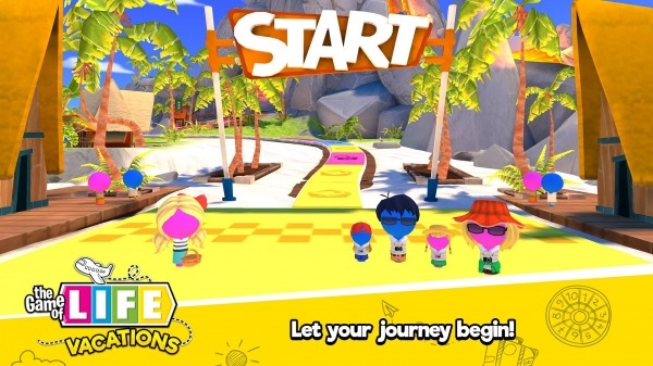 THE GAME OF LIFE Vacations Android Game Image 1