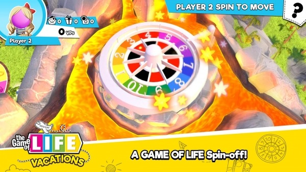 THE GAME OF LIFE Vacations Android Game Image 2