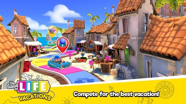 THE GAME OF LIFE Vacations Android Game Image 3
