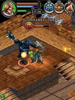 Dungeon Hunter 3 Java Game Image 3