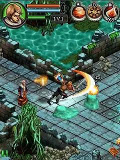 Dungeon Hunter 3 Java Game Image 4